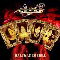 [Lynam Halfway to Hell - EP Album Cover]