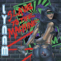 [Lynam Slave To The Music Album Cover]