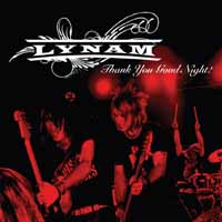 [Lynam Thank You Good Night! Album Cover]