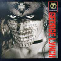 George Lynch Sacred Groove Album Cover