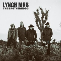[Lynch Mob The Brotherhood Album Cover]