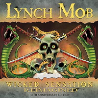 [Lynch Mob Wicked Sensation Reimagined (30th Anniversary Edition) Album Cover]