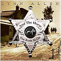 Lynn Allen And The Horse You Rode In On Album Cover
