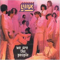 [Lynx We Are The People Album Cover]
