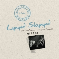 [Lynyrd Skynyrd Authorized Bootleg: Live, Winterland - SF, CA 3/7/76 Album Cover]