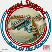 [Lynyrd Skynyrd Best Of The Rest Album Cover]