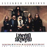 [Lynyrd Skynyrd Extended Versions: The Encore Collection Album Cover]