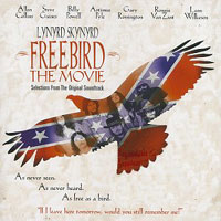 [Lynyrd Skynyrd Free Bird: The Movie Album Cover]