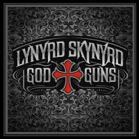 [Lynyrd Skynyrd God and Guns Album Cover]
