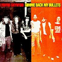 Lynyrd skynyrd gimme back my bullets album cover
