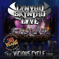 [Lynyrd Skynyrd Lyve: The Vicious Cycle Tour Album Cover]