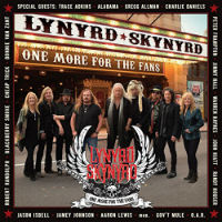 [Lynyrd Skynyrd One More For The Fans Album Cover]