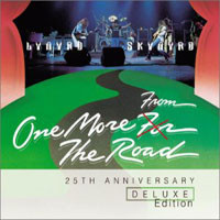[Lynyrd Skynyrd One More From The Road - 25th Anniversary Expanded Edition Album Cover]