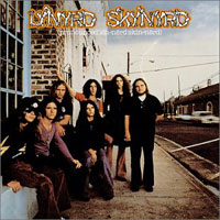 Lynyrd Skynyrd Pronounced Leh-Nerd Skin-Nerd Album Cover