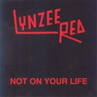 [Lynzee Red Not On Your Life Album Cover]