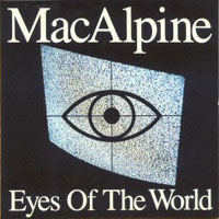 Macalpine Eyes Of The World Album Cover