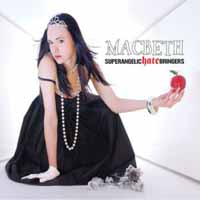 [Macbeth Superangelic Hate Bringers Album Cover]