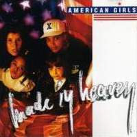 [Made In Heaven American Girls Album Cover]