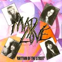 [Mad Love Rhythm of the Street Album Cover]