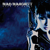Mad Margritt Show No Mercy Album Cover