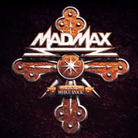 Mad Max Night Of White Rock Album Cover