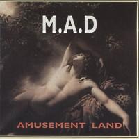 [M.A.D Amusement Land Album Cover]