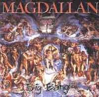 Magdallan Big Bang Album Cover
