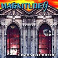 [Magnitude 9 Chaos To Control Album Cover]