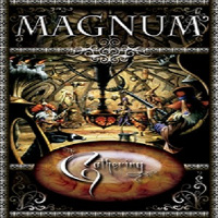 [Magnum The Gathering Album Cover]