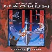 [Magnum The Very Best of Magnum - Chapter and Verse Album Cover]