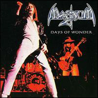 [Magnum Days Of Wonder Album Cover]