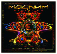 [Magnum Evolution Album Cover]