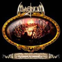 Magnum On a Storyteller's Night Album Cover
