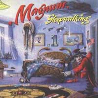 [Magnum Sleepwalking Album Cover]