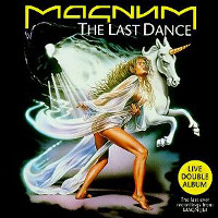 [Magnum The Last Dance Album Cover]