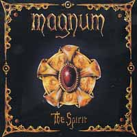 [Magnum The Spirit Album Cover]