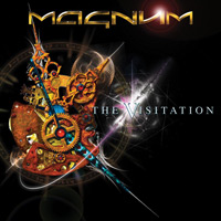 [Magnum The Visitation Album Cover]