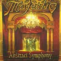 [Majestic Abstract Symphony Album Cover]