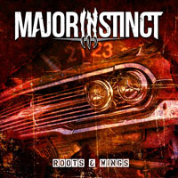 [Major Instinct Roots and Wings Album Cover]