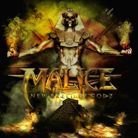 [Malice New Breed Of Godz Album Cover]