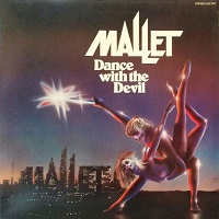 [Mallet Dance With The Devil Album Cover]