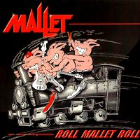 [Mallet Roll Mallet Roll Album Cover]
