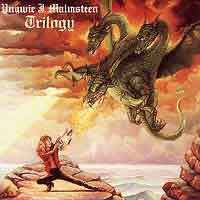 [Yngwie Malmsteen Trilogy Album Cover]