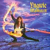 [Yngwie Malmsteen Fire and Ice Album Cover]