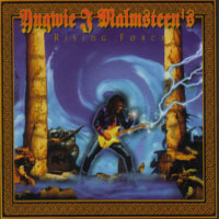 [Yngwie Malmsteen Alchemy Album Cover]