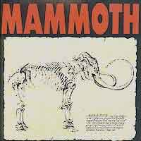 Mammoth Mammoth Album Cover
