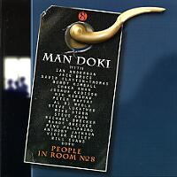 [Man Doki People in Room No. 8 Album Cover]