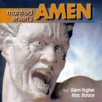 Amen Manfred Ehlert's Amen Album Cover