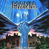 Mania Changing Times Album Cover