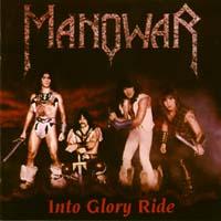 [Manowar Into Glory Ride Album Cover]